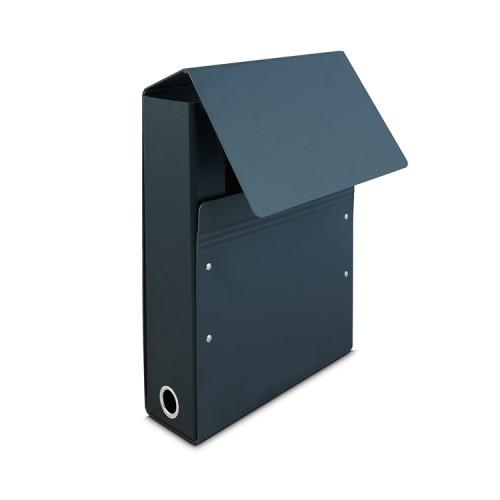Contenitori V/8 nero total black Cartelbox Verticale
