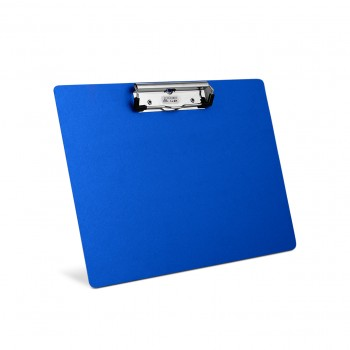 Notepad holder with horizontal spring A4