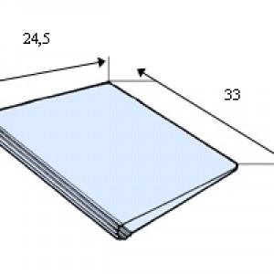 SEMPLICI UNI A4 modello 301