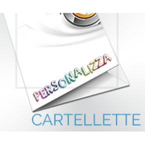 Personalizza Cartellette