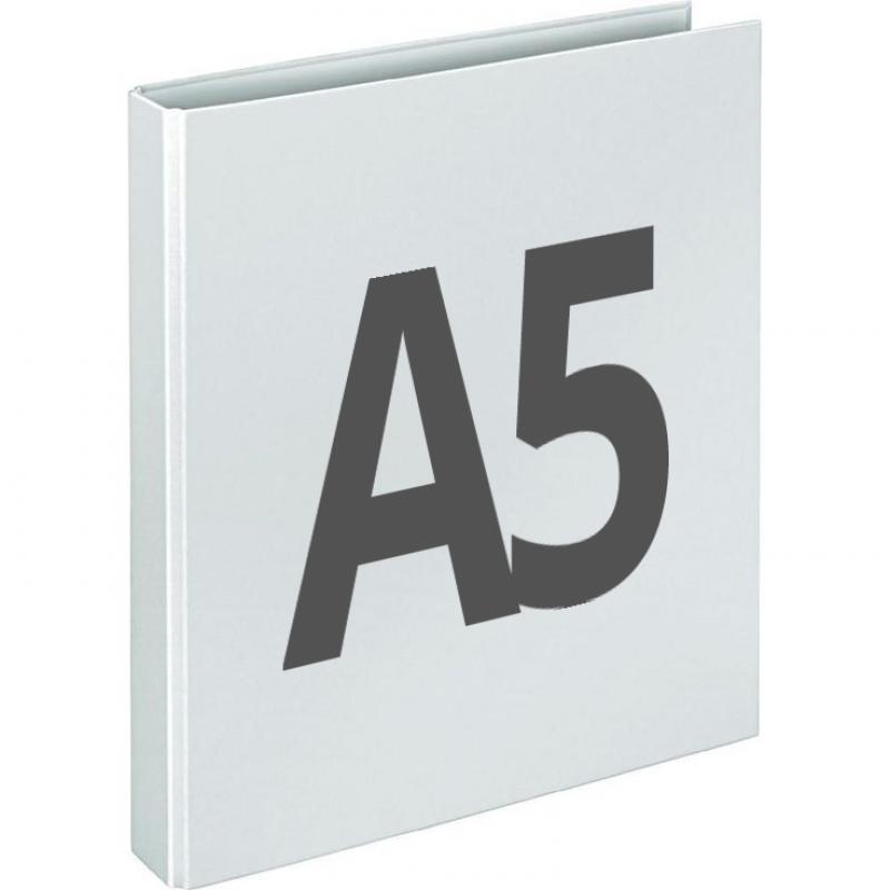 Lever arch file A5
