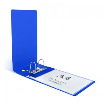 Clam Raccoglitore Per Buste Orizzontali E Fogli Uni A4 Dorso 8 Cm, Meccanismo A Leva.