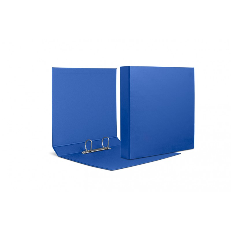 A4 binders in carton back 5.5 cm two rings model 455/2