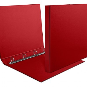 Raccoglitori ClamColor A4 mod. 4350/4 - Quadernoni ad anelli colorati